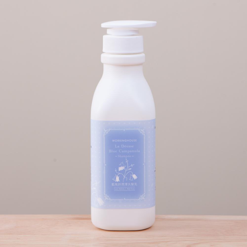 La Deesse藍風鈴潤澤洗髮乳500ml-生活工場