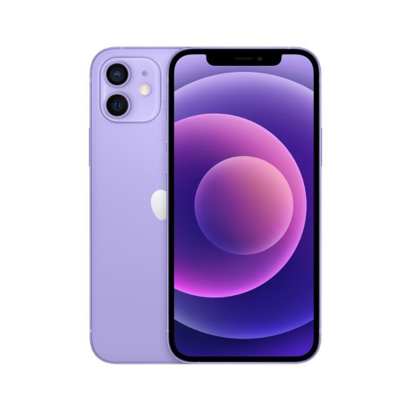 iPhone 12 紫 128GB【下殺95折 送保護貼兌換券】