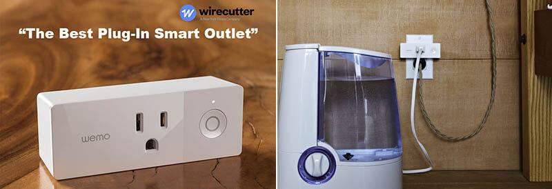 Wemo MINI智慧插座 wirecutter評為最佳智慧插座 先創國際
