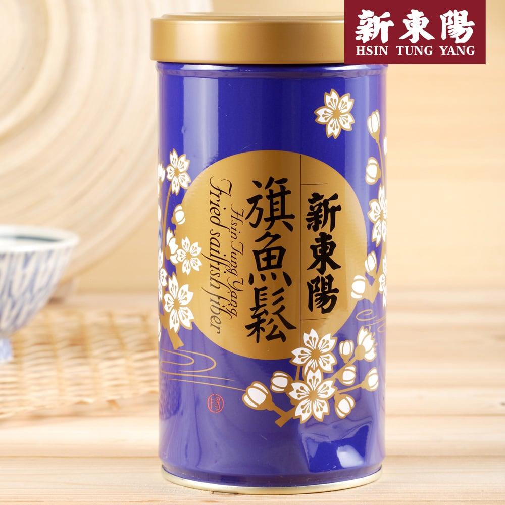 【新東陽】旗魚鬆 (305g*2罐),免運