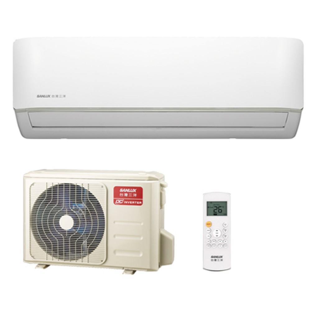 ★含標準安裝★【SANLUX台灣三洋】變頻冷暖分離式冷氣SAE-V36HF/SAC-V36HF《5坪》