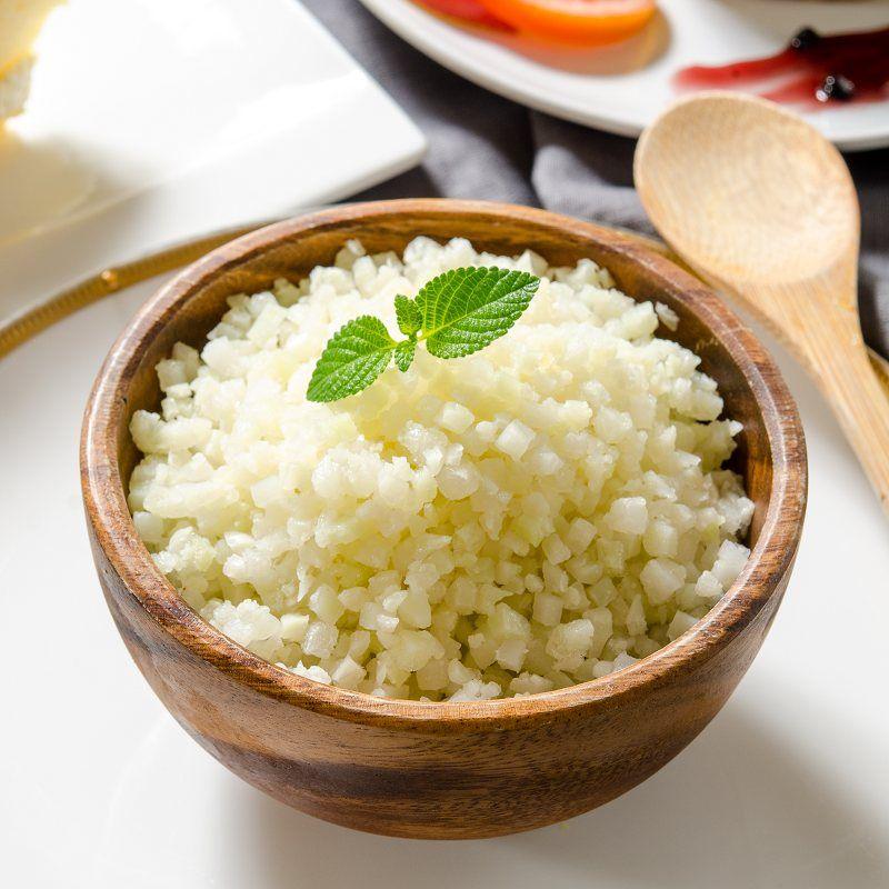 【鮮綠生活】花椰菜粒 (500克/包 ,共4包)