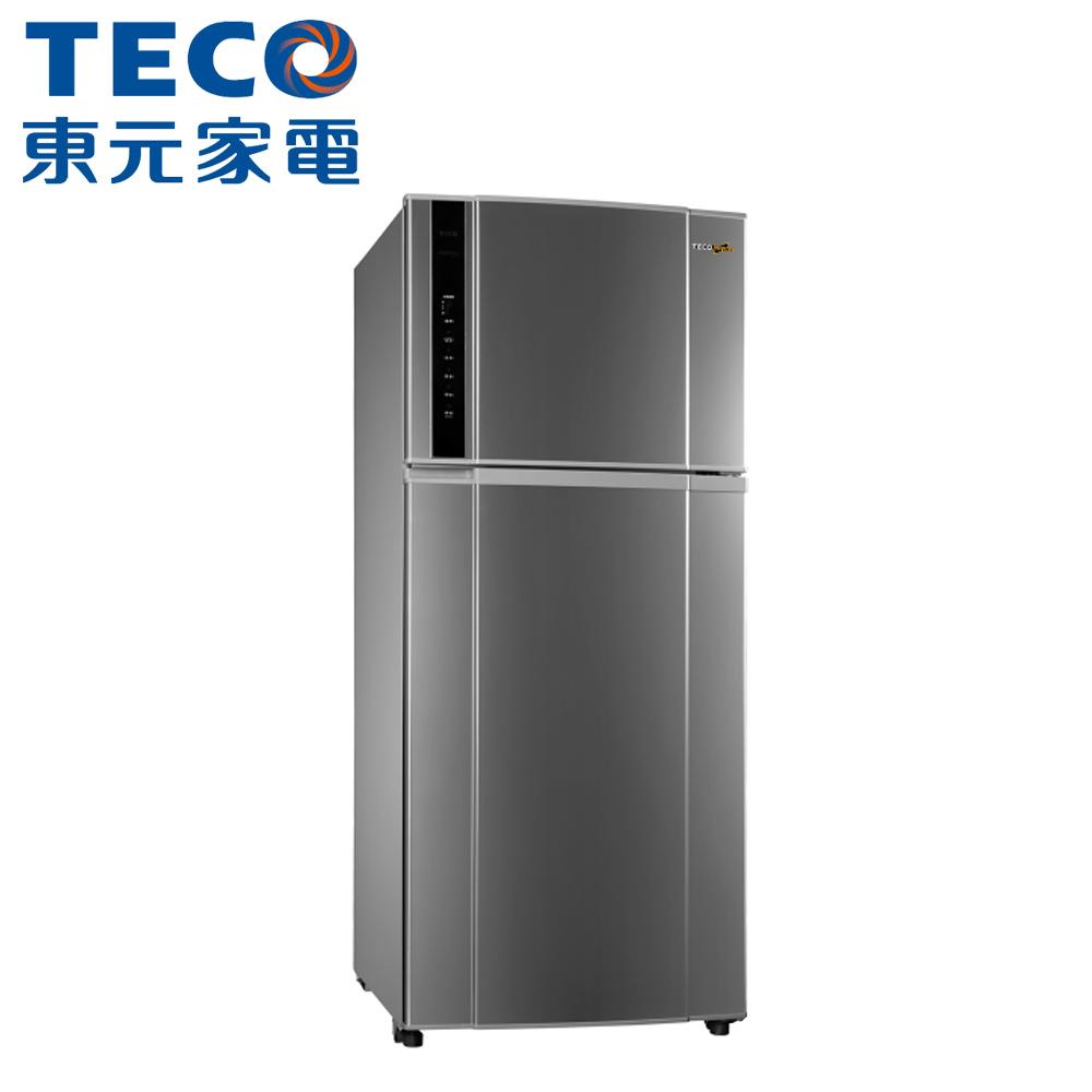 好禮送【TECO東元】508公升變頻雙門冰箱R5172XHK