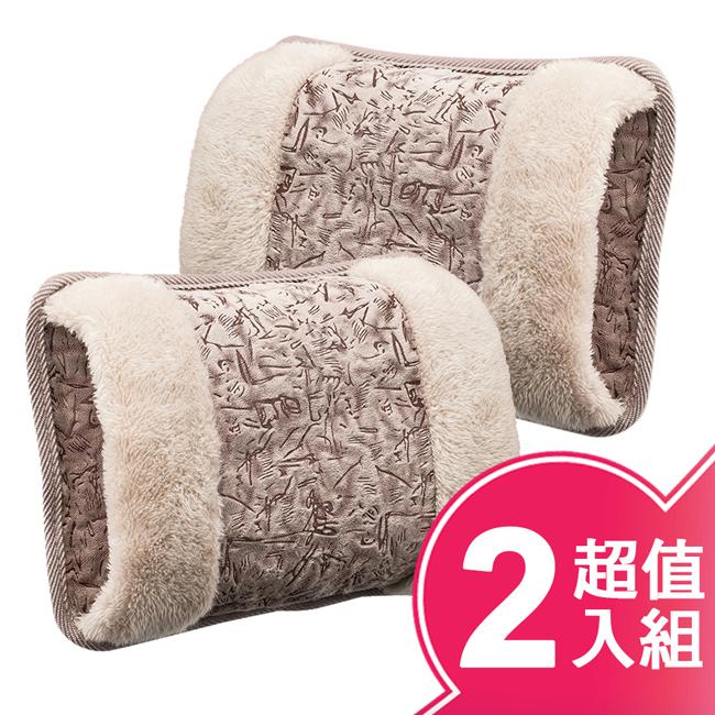 【東龍】雙向插手電熱敷袋(超值二入組) TL-1901