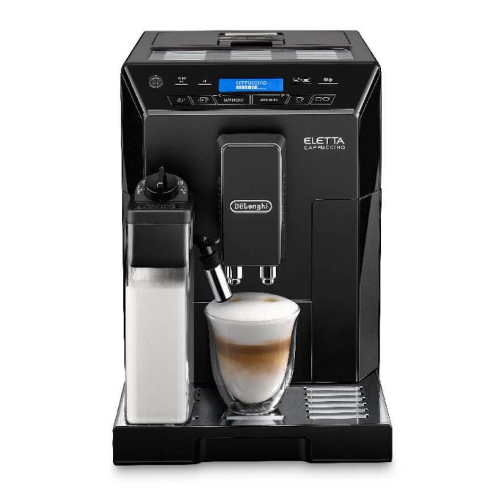 (獨家贈:伊萊克斯直立式吸塵器) DeLonghi 晶鑽型 全自動義式咖啡機 ECAM 44.660 (含到府安裝教學)