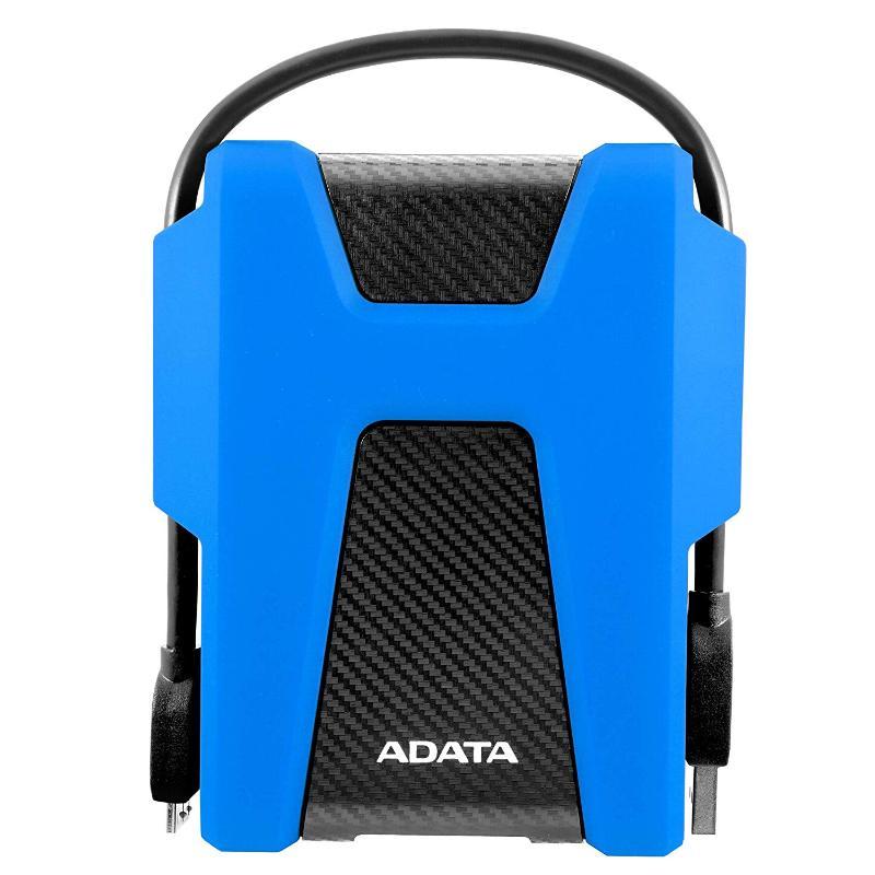 ADATA HD680 1TB USB 3.1 2.5吋 軍規抗震碟 藍