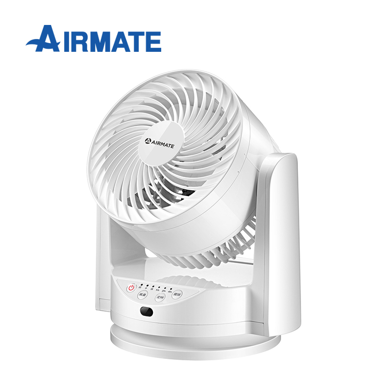 AIRMATE 艾美特 FB1566R 6吋 三片葉 空氣循環扇(附遙控器)