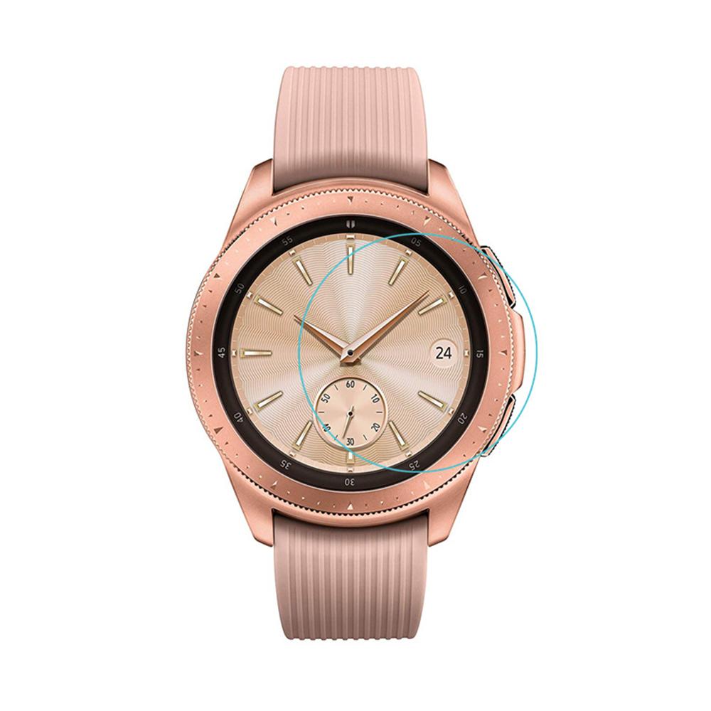 Qii SAMSUNG Galaxy Watch 玻璃貼 (兩片裝)(42mm)