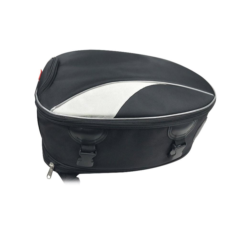 【守護者】超大伸縮機車後背包 防撥水 重機 檔車 安全帽包 雙肩包 大背包 車尾包 馬鞍包 頭盔包