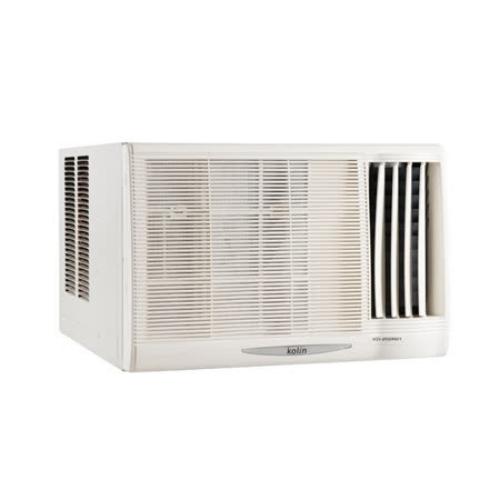 ★含標準安裝★【歌林 Kolin】 節能不滴水窗型冷氣KD-412R06《6坪》右吹