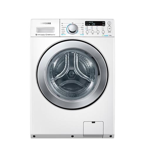三星14公斤變頻滾筒洗脫烘洗衣機WD14F5K5ASW/TW(白色)