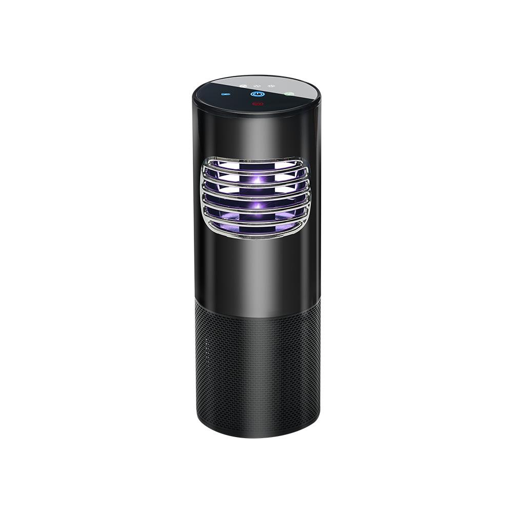 【安伯特】神波源 太極K5紫外線負離子 車用空氣清淨機 USB供電 紫外線殺菌 負離子淨化