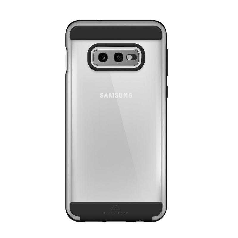 德國Black Rock Air Robust空壓防摔Samsung Galaxy S10e專用保護殼-透明黑