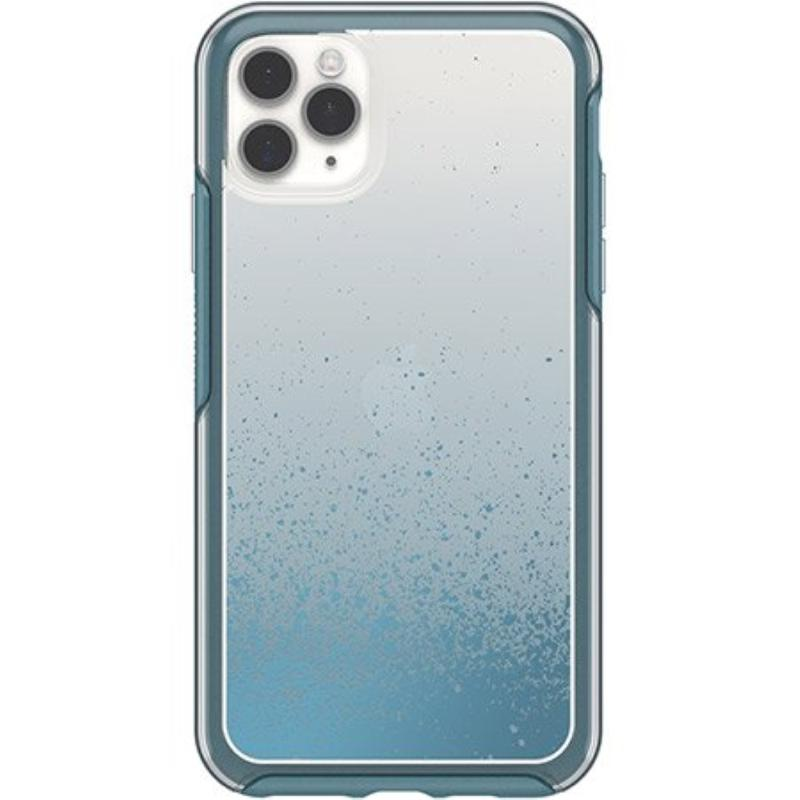 OtterBox 炫彩幾何透明保護殼iPhone 11 Pro Max (6.5) 透藍