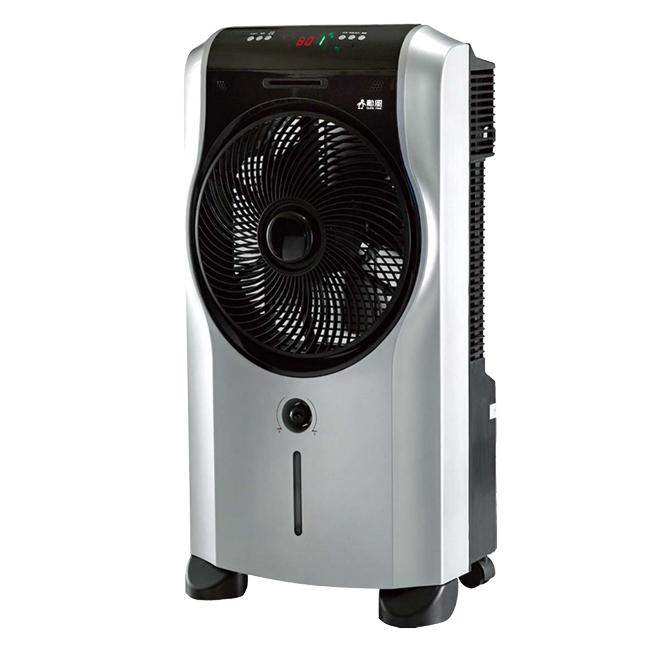 【勳風】旗艦型微電腦活氧霧化冰涼扇(附冰晶罐) HF-5098HC