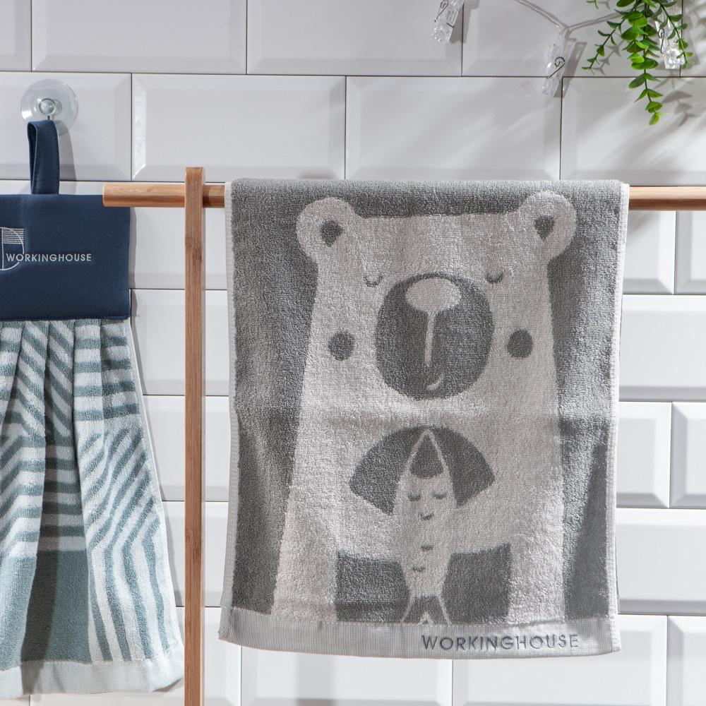 北歐童趣毛巾-生活工場