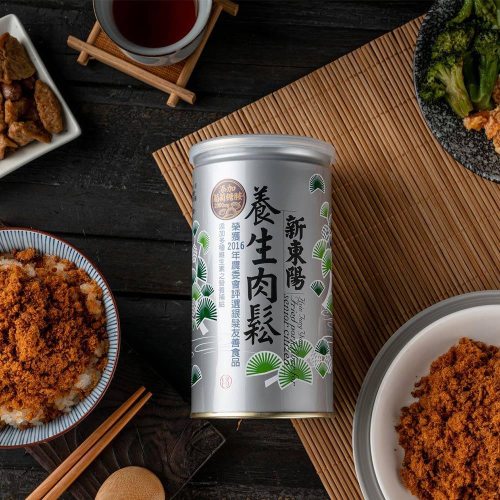 【新東陽】養生肉鬆 (225g*2罐)