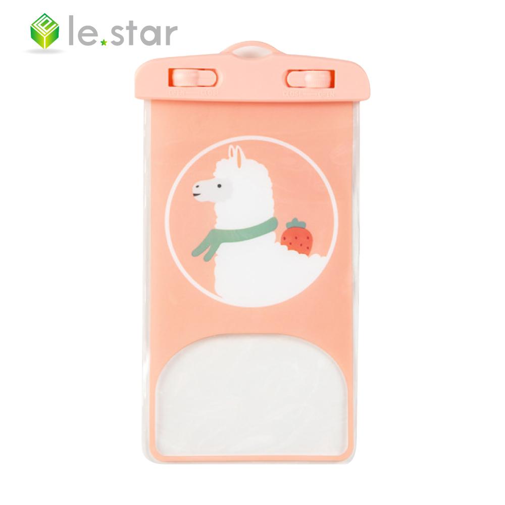 lestar 稚趣萌寵手機防水袋(通用版) 羊小駝