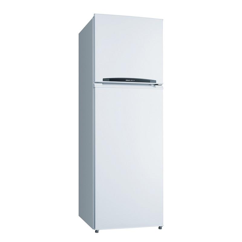 【SANLUX台灣三洋】250L 1級定頻雙門電冰箱SR-C250B1含原廠配送及基本安裝