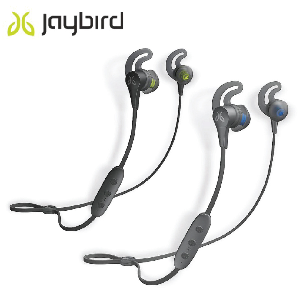 【Jaybird】X4 無線藍牙運動耳機 - 金屬黑
