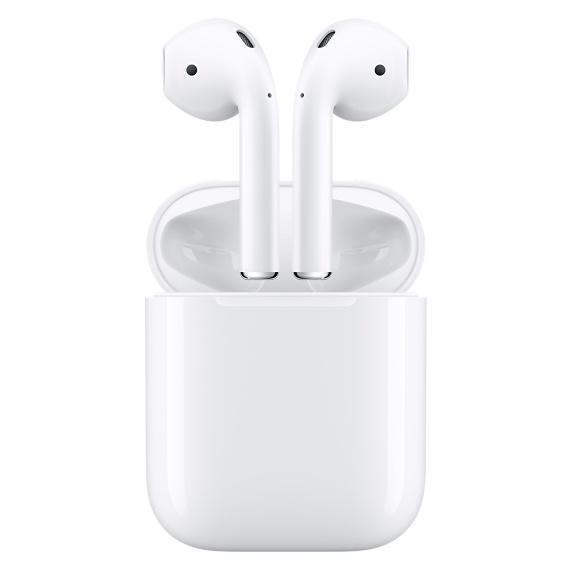 Apple AirPods 無線藍牙耳機 (台灣公司貨)