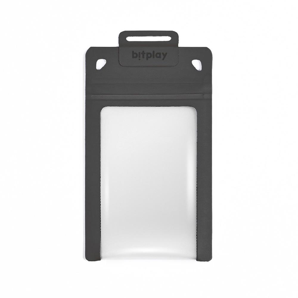 bitplay AquaSeal Badge Holder 防水機能證件套-暗夜黑