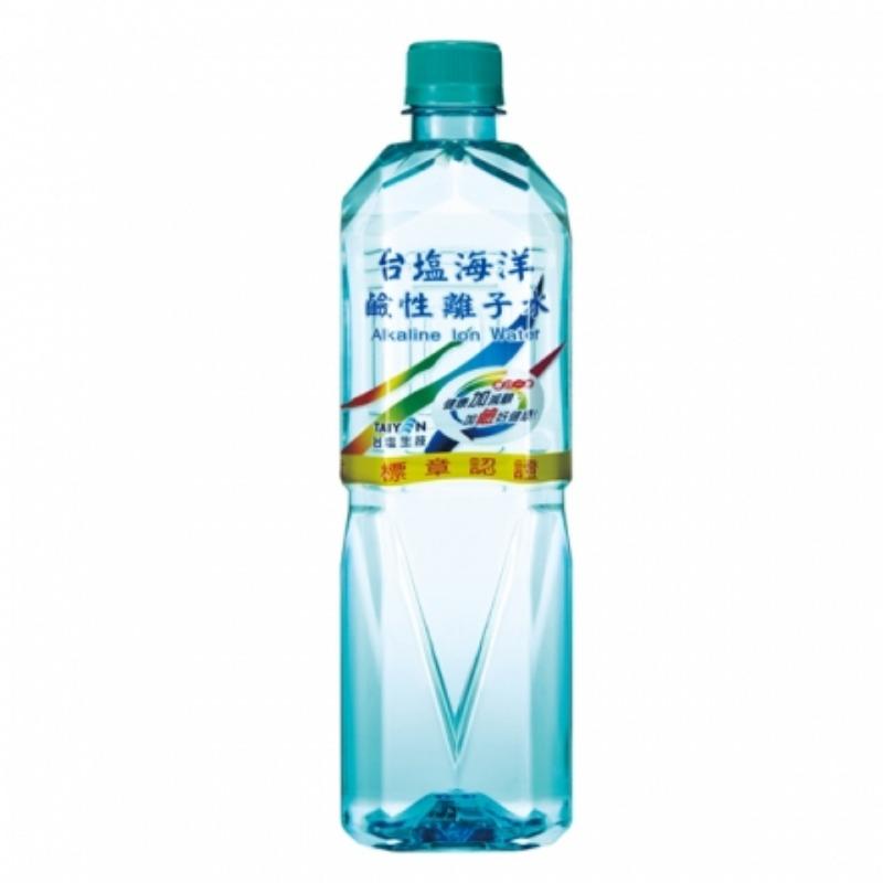 台鹽 海洋鹼性離子水 x2箱 (1500mlx12瓶/箱)