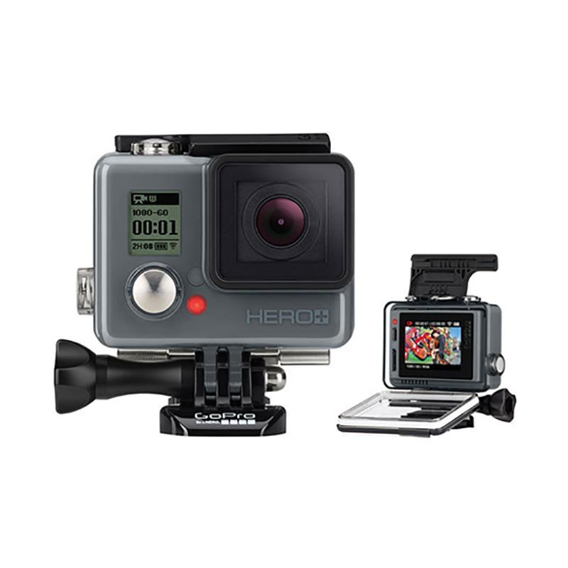 GoPro HERO+ LCD 運動攝影機