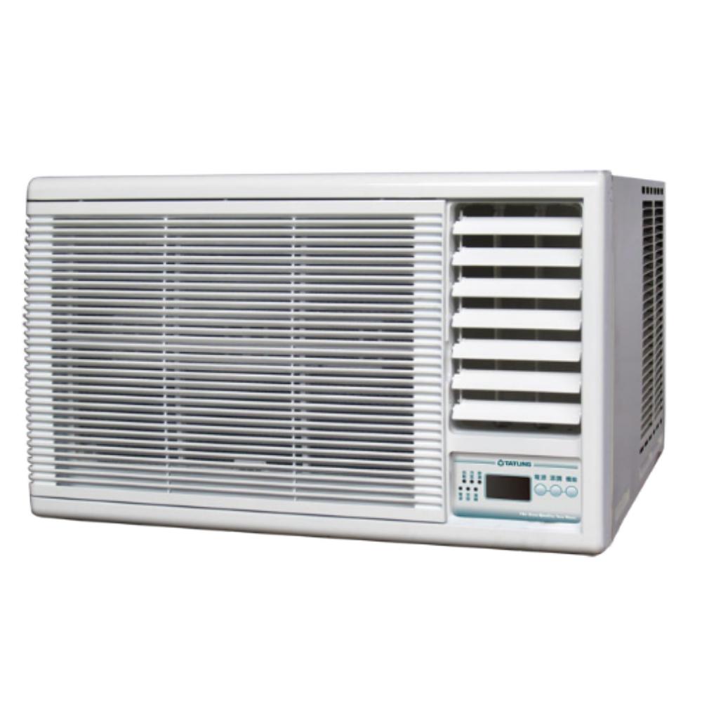 ★含標準安裝★【大同】定頻冷專窗型冷氣TW-252DCN《4坪》
