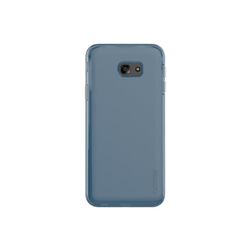 SAMSUNG Galaxy J4+ KD Lab TPU握感背蓋 藍