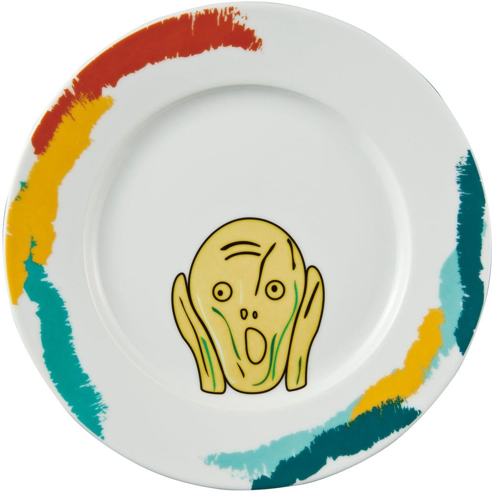 日本 sunart 餐盤 - 吶喊
