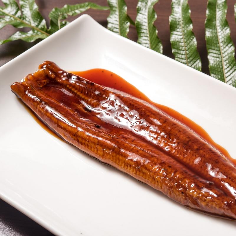 【鮮綠生活】頂級外銷日式蒲燒烤鰻魚200g 共8包