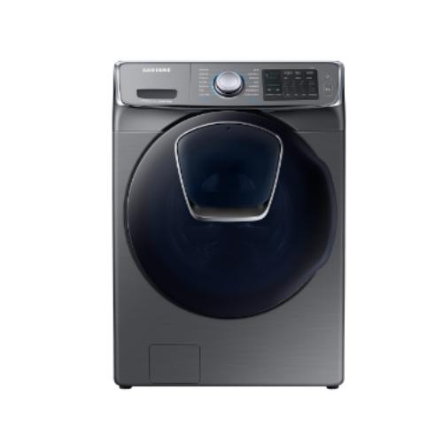 回函贈★【SAMSUNG三星】19KG 變頻滾筒洗脫烘 洗衣機 WD19N8750KP/TW 魔力銀