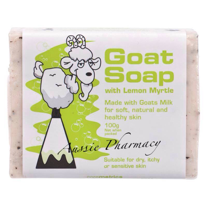 Goat Milk Soap純手工製作山羊奶皂一入-檸檬(2/1-2/10訂單將於2/11出貨)