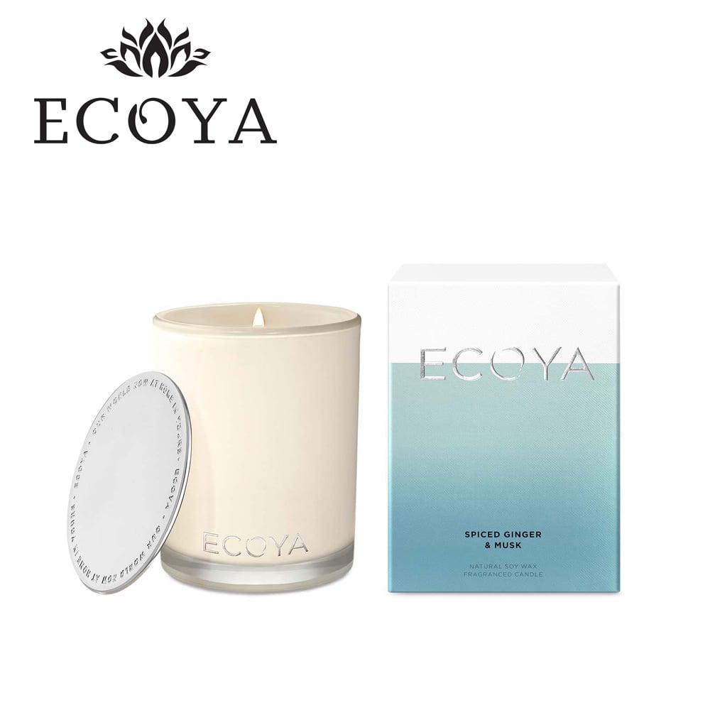 澳洲ECOYA 高雅香氛蠟燭-五香姜麝香 400g