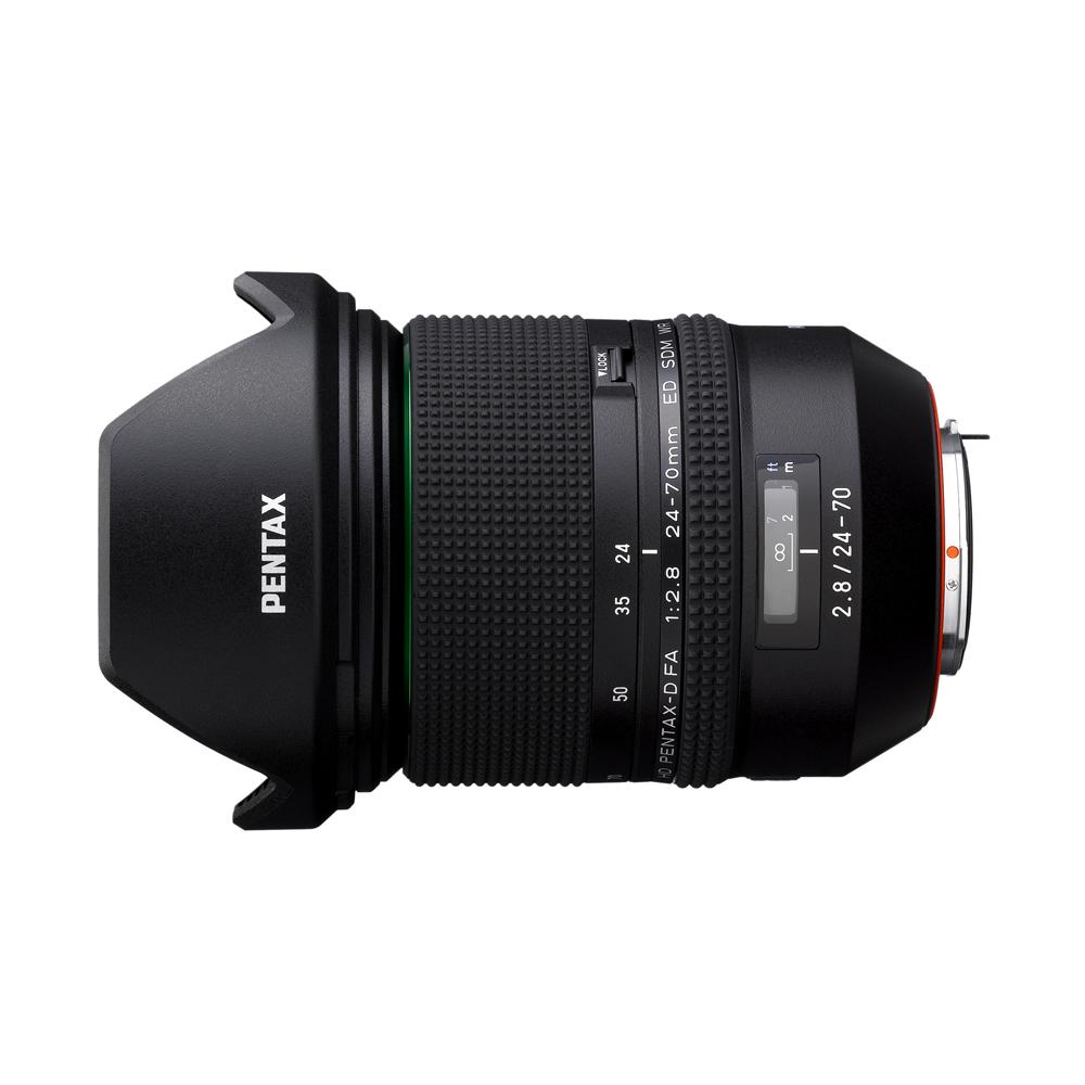PENTAX HD D FA 24-70mmF2.8ED SDM WR 大光圈標準變焦鏡頭【公司貨】