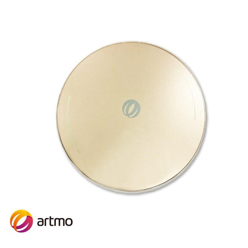 artmo 10W鋁合金無線充電盤 金