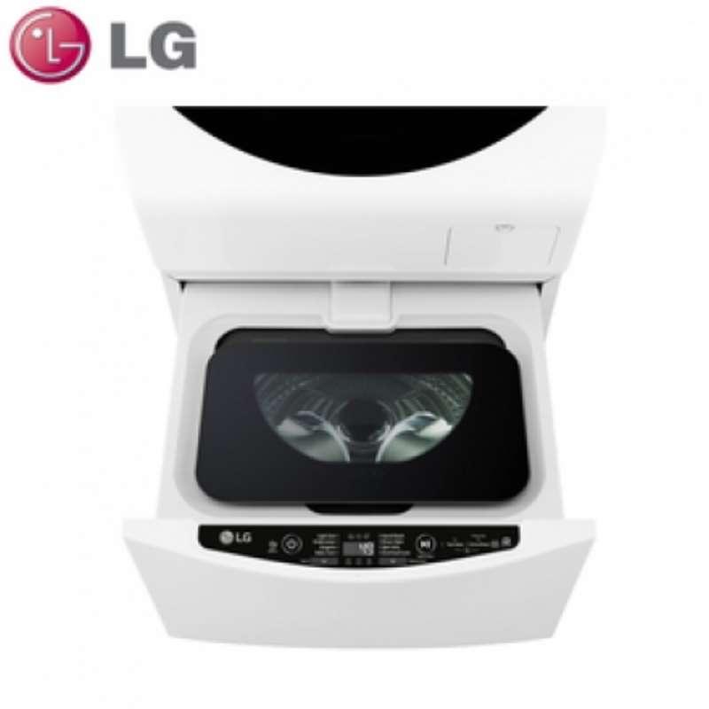 LG樂金白色下層2公斤溫水洗衣機WT-D200HW