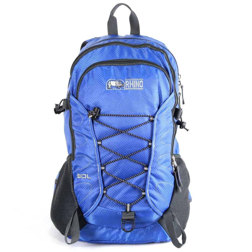 犀牛 RHINO  Strike 30公升背包-藍色