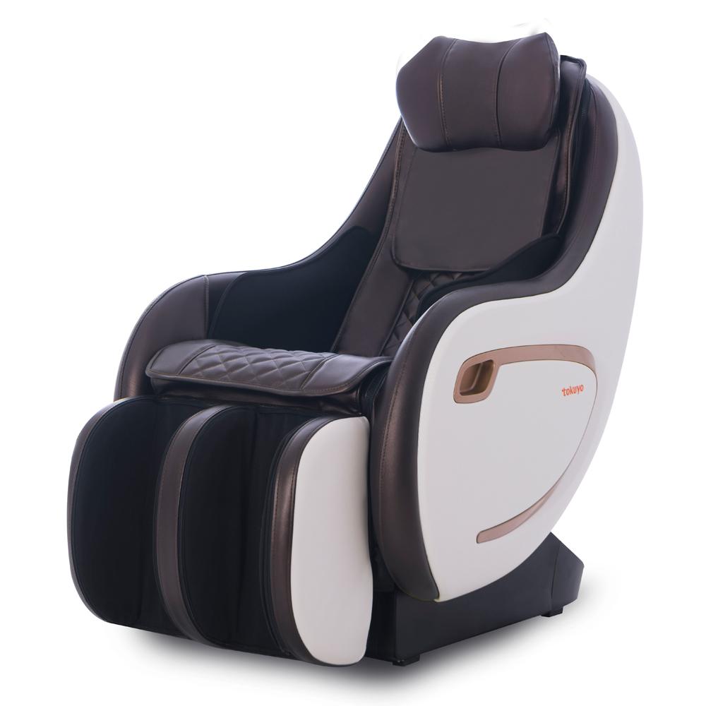 tokuyo Mini玩美椅 PLUS 按摩沙發 TC-292F 按摩椅沙發 迷咖色