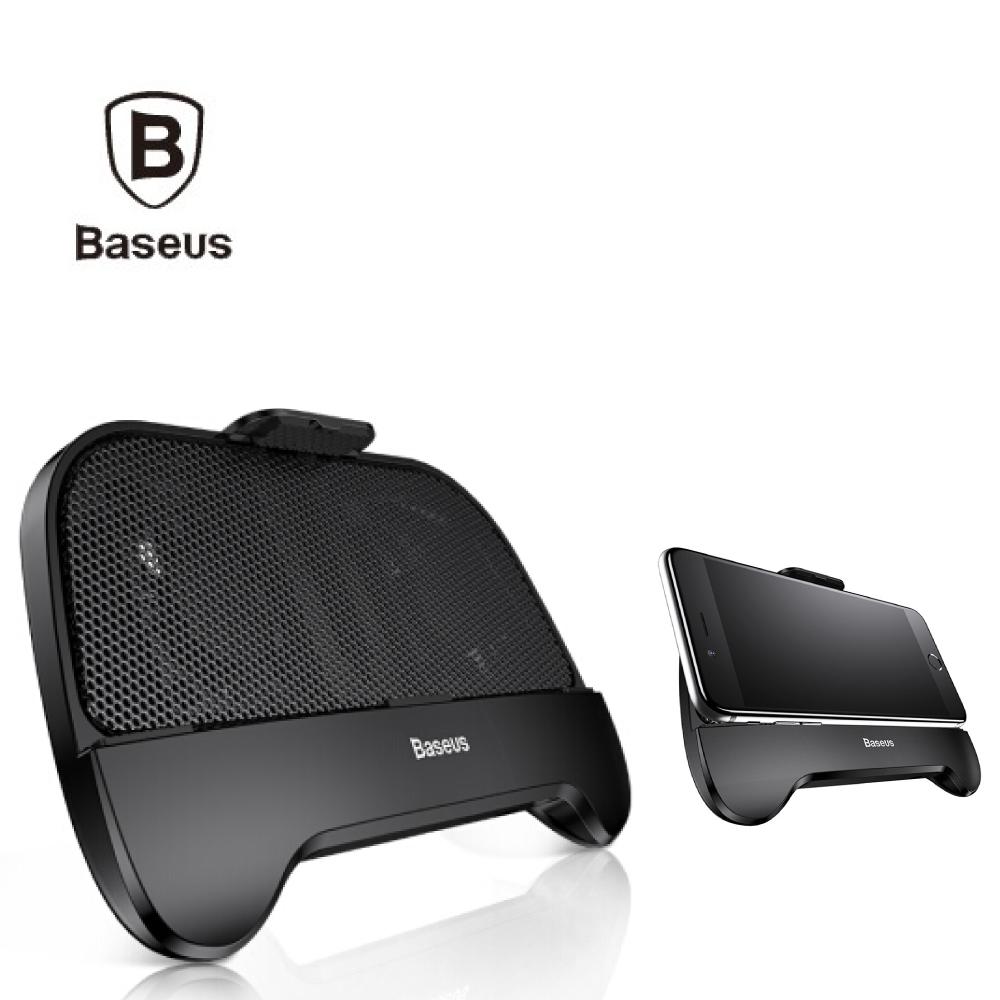 Baseus倍思 王者手機散熱器 - 黑色
