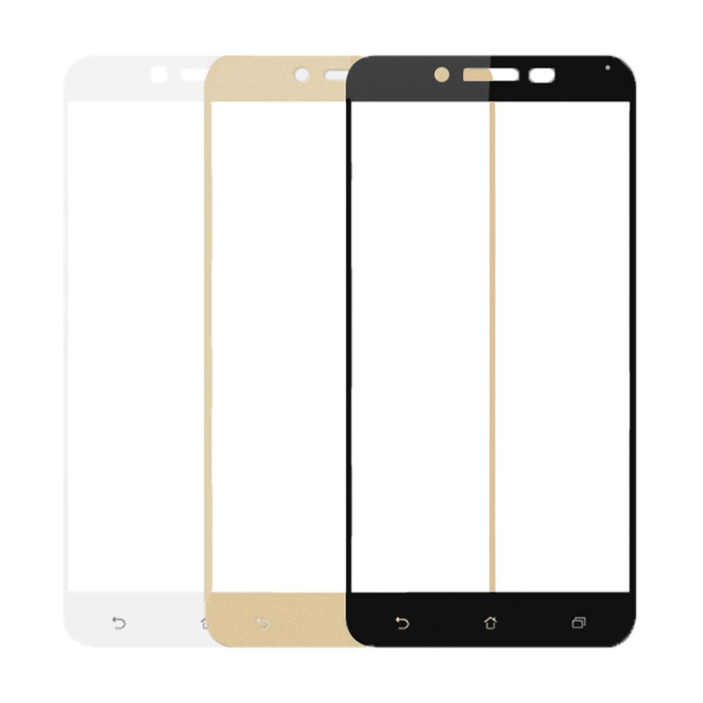 Cooyee ASUS ZenFone 3 Max ZC553KL 滿版玻璃貼(全膠)(黑色)