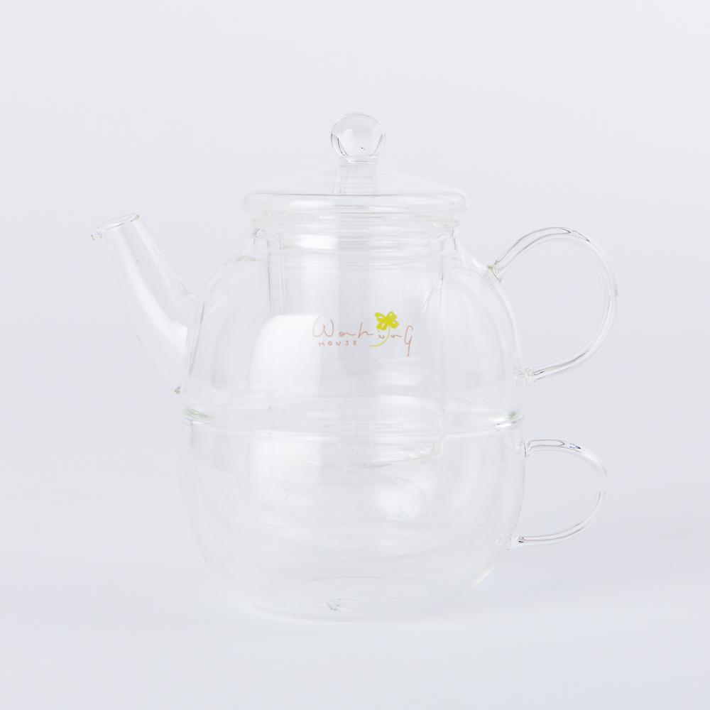 Clover樂活玻璃杯壺組-生活工場