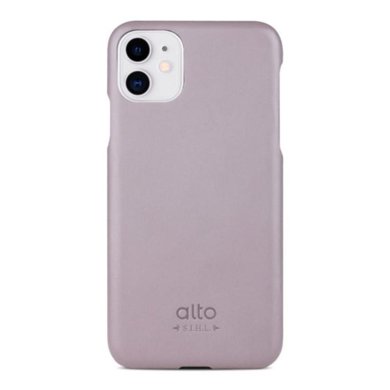 alto 背蓋 Original iPhone11 6.1 礫石灰
