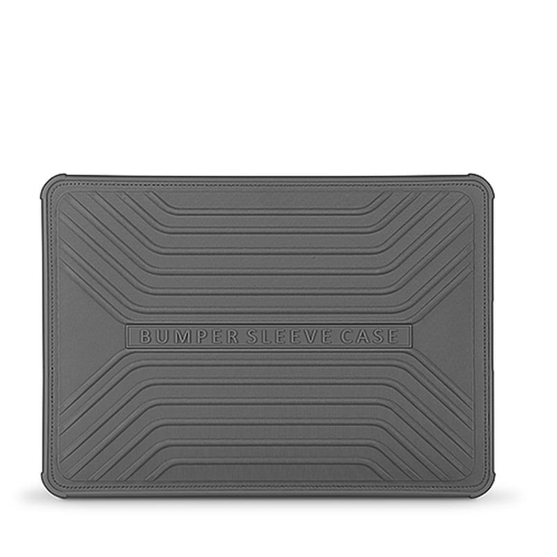 【WiWU】Voyage Sleeve 15.4吋防撞防潑水電腦包-灰色