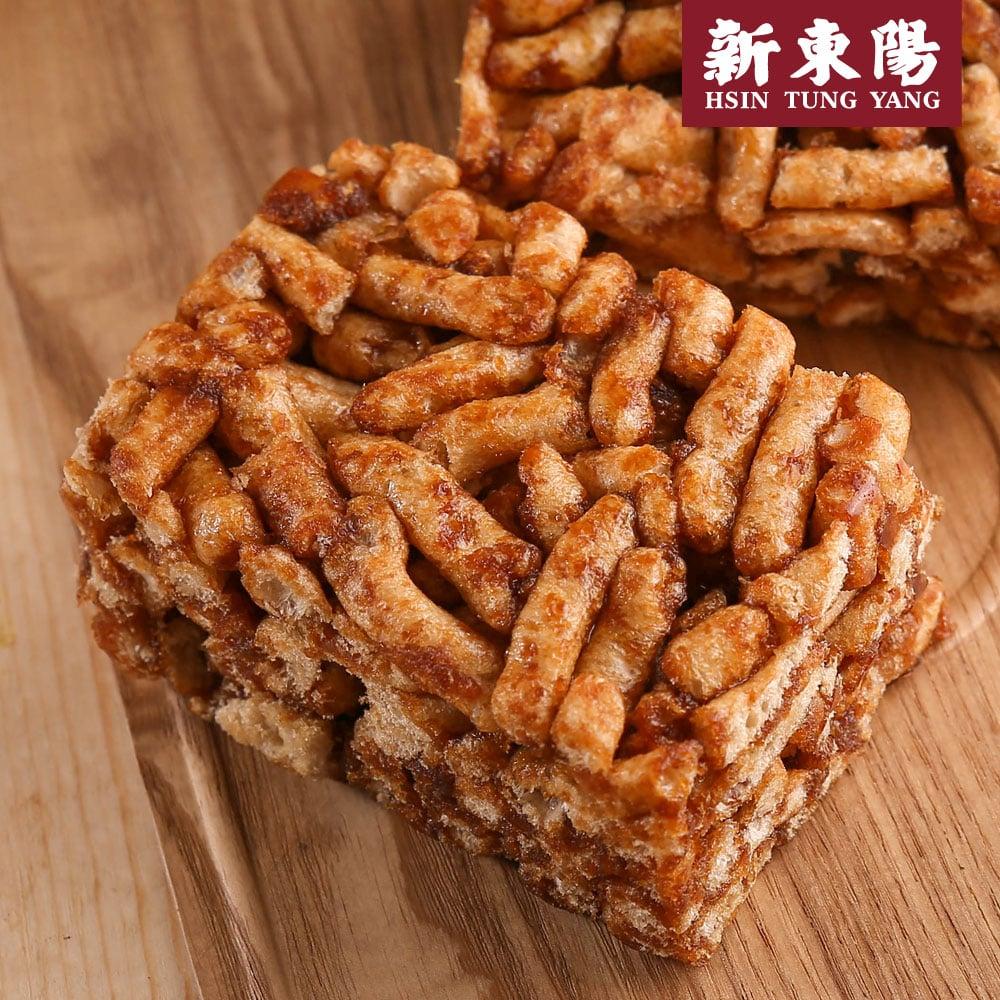 【新東陽】黑糖沙琪瑪 (360g*8包),免運