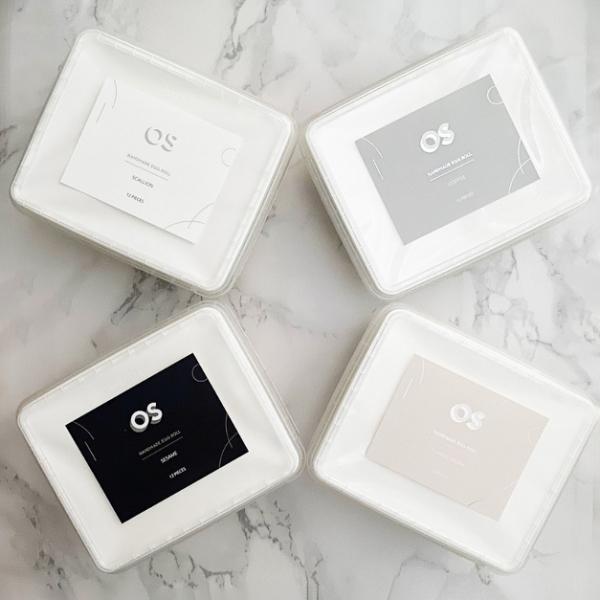 OS千層水滴蛋捲酥-原味x2盒(200g/盒) 文青盒包裝 【買就送精美提袋】