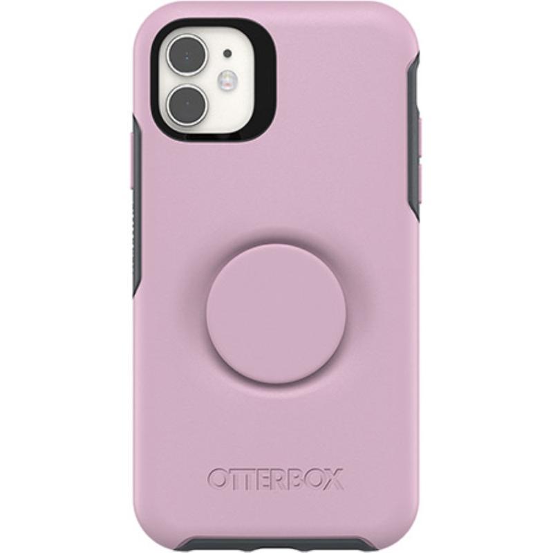 OtterBox 炫彩幾何泡泡騷保護殼iPhone 11 (6.1) 粉