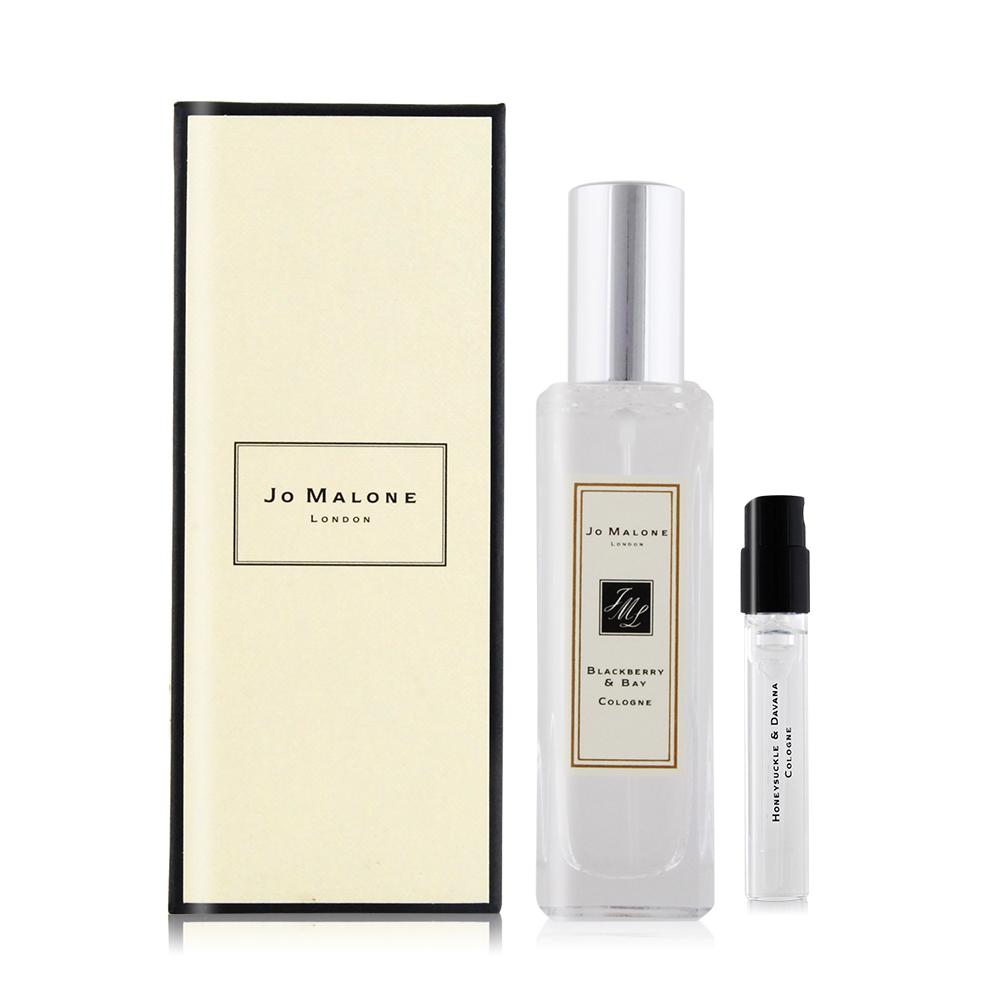 Jo Malone 黑莓子與月桂葉香水(30ml)-國際航空版+品牌針管香水(1.5ml)-超值特惠組