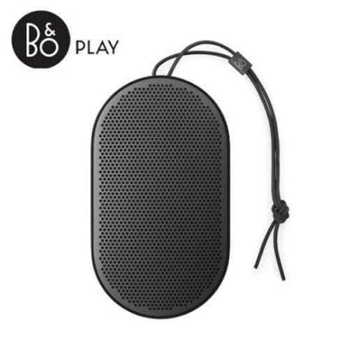 【B&O PLAY】 Beoplay P2 丹麥工藝 美學喇叭 藍芽喇叭 尊爵黑